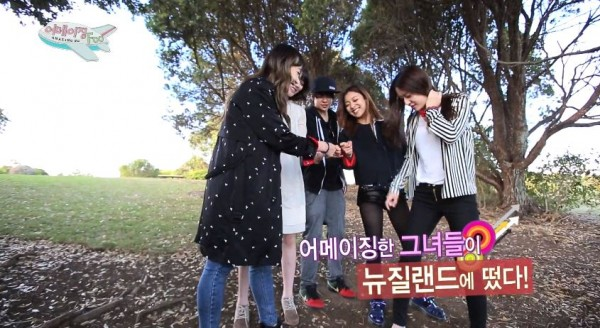 f(x)'s Shows [ENG SUBBED] – f(♥)