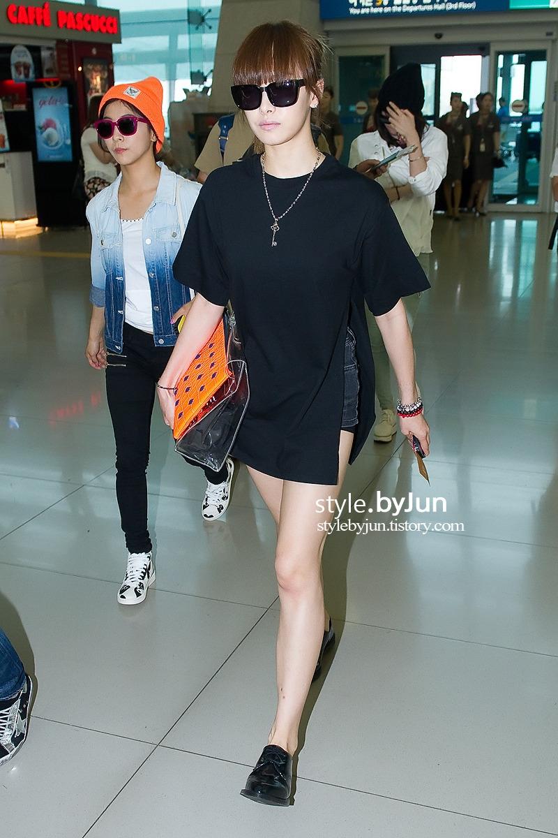 20130702-124527 jpg  F(x) Krystal Airport Fashion 2014