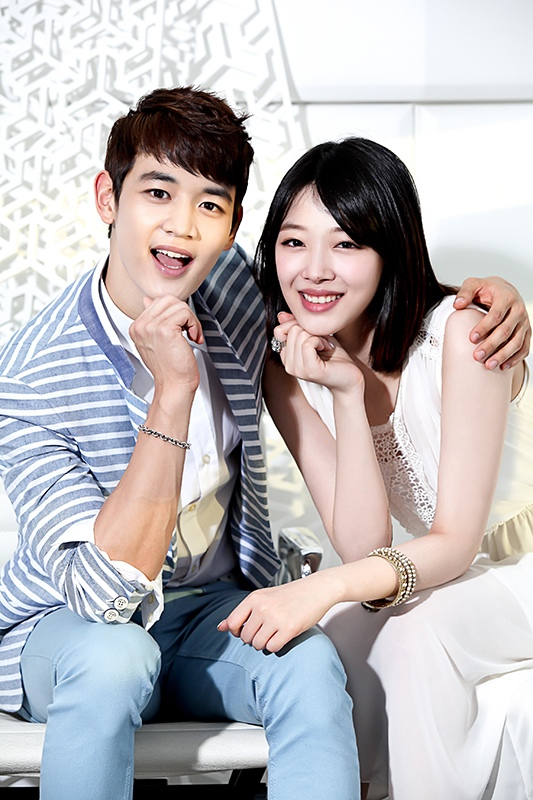 choi minho and sulli wedding - photo #7