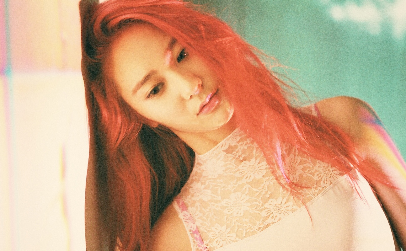 [COMEBACK] 130719 f(x) = 'Pink Tape' Individual Teasers ... F(x) Amber Pink Tape