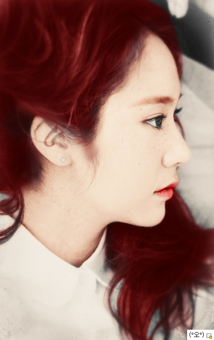 [FANMADE] 130721 f(x) = 'Pink Tape' Individual Teasers ... F(x) Amber Pink Tape