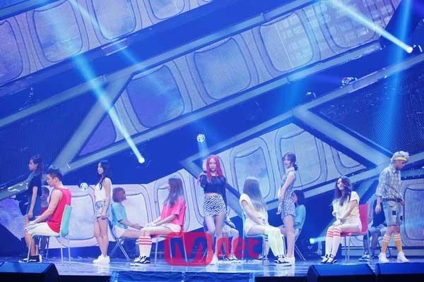 تحديث Mnet Countdowm الرسمي